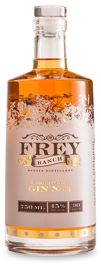 Frey Ranch Barrel Finished Gin