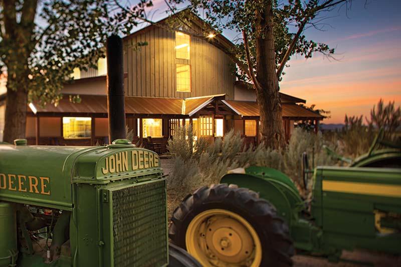 Frey Ranch Farmers Distillers