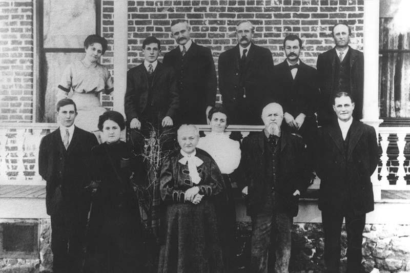 Frey Ranch family history