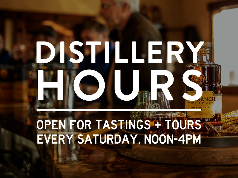 distillery hours