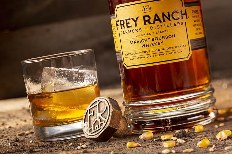 Frey Whiskey Bottle Topper