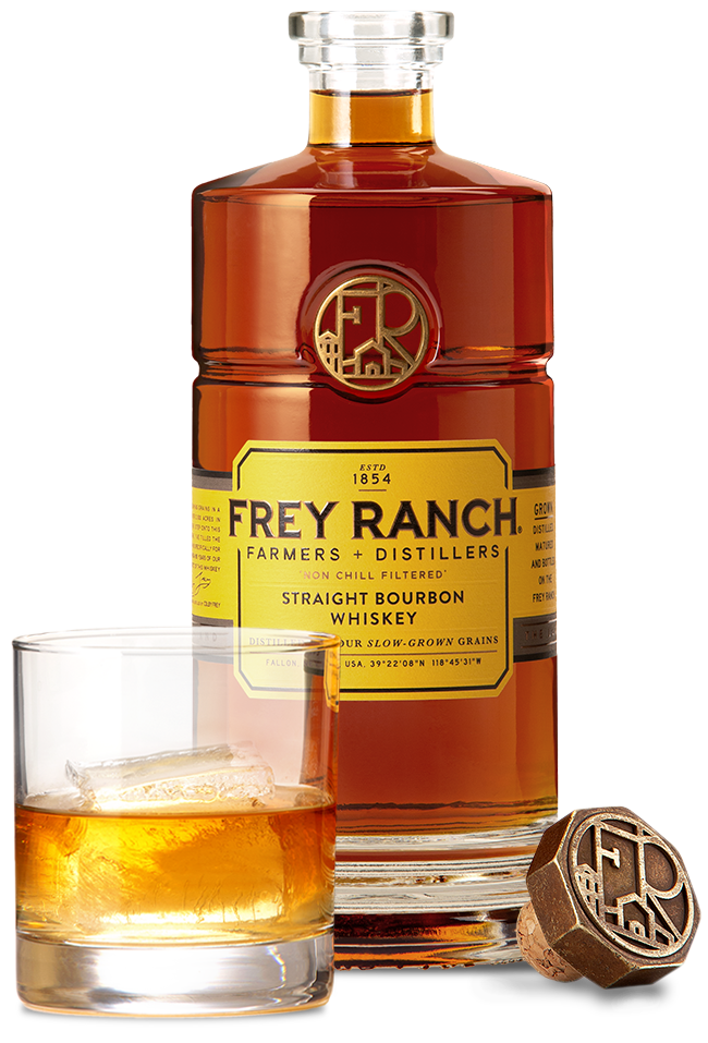 Frey Ranch Whiskey Bourbon