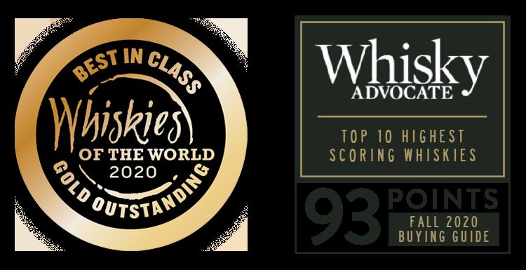 frey ranch rye whiskey awards