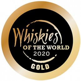 Whiskies of the World Gold