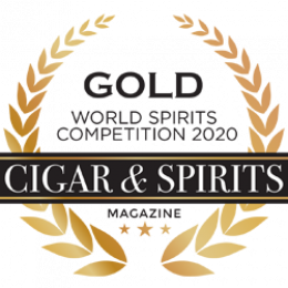 World Spirits Competition Gold Medal