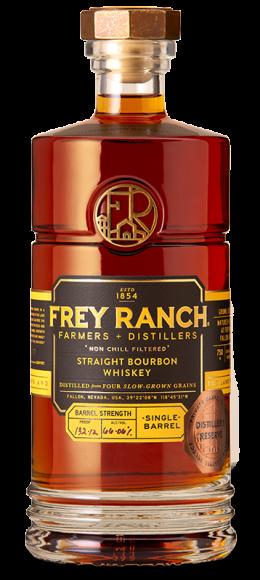 Frey Ranch Single Barrel Bourbon